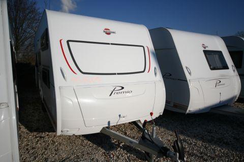 Bürstner Premio Plus 510 TK 1800 KG, Extra Ausstattung