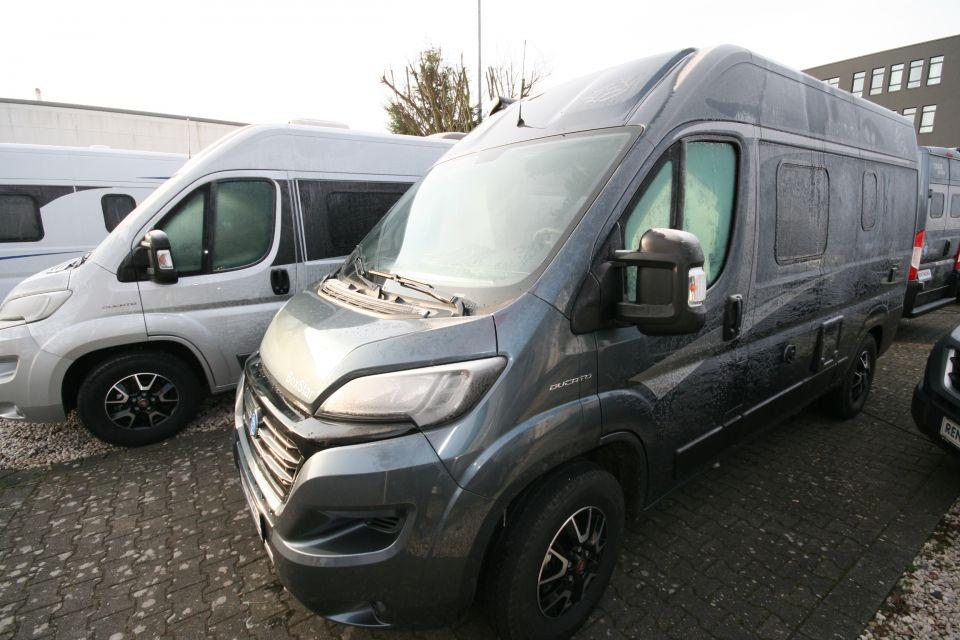 Knaus BoxStar Street 600 Gästebett, 120Ltr. Dieseltank - Bild 2