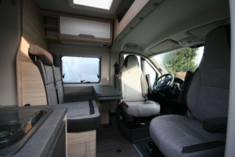 Knaus BoxStar Street 600 Gästebett, 120Ltr. Dieseltank - Bild 5