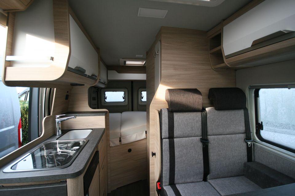 Knaus BoxStar Street 600 Gästebett, 120Ltr. Dieseltank - Bild 6