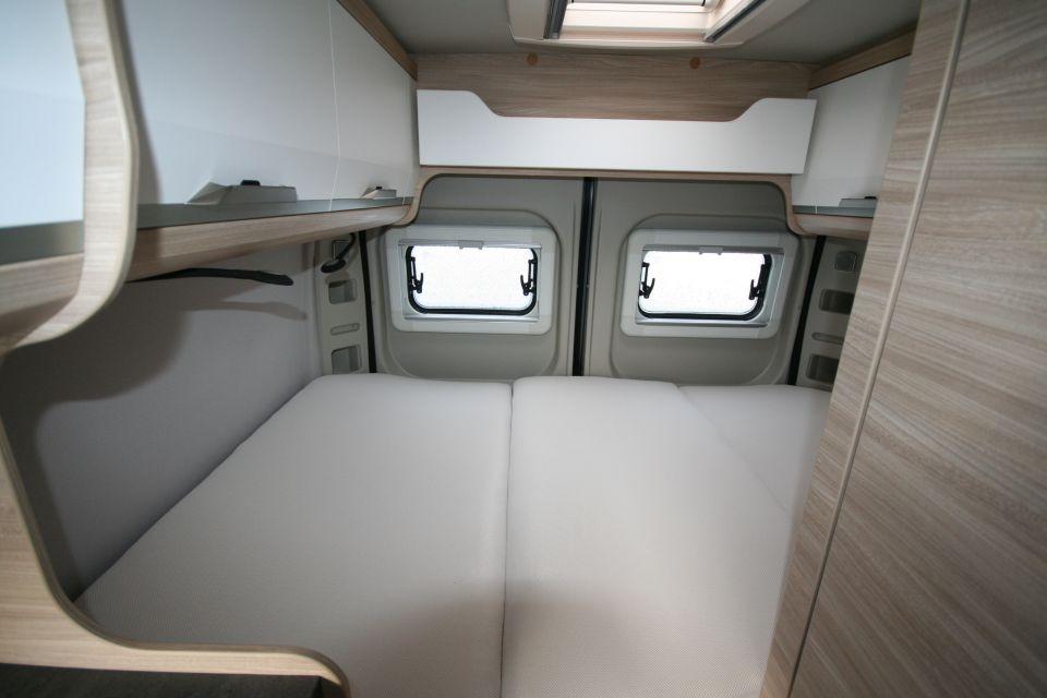 Knaus BoxStar Street 600 Gästebett, 120Ltr. Dieseltank - Bild 7