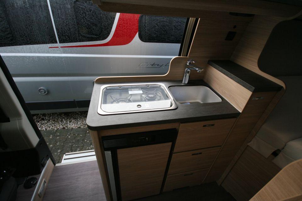 Knaus BoxStar Street 600 Gästebett, 120Ltr. Dieseltank - Bild 8