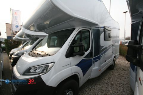 Knaus L!VE Traveller 550 DB F-träger/Tempom./Klima uvm.