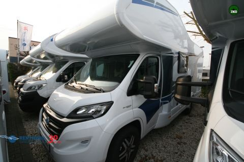 Knaus L!VE Traveller 650 DG großer Kühlschrank, MAXI