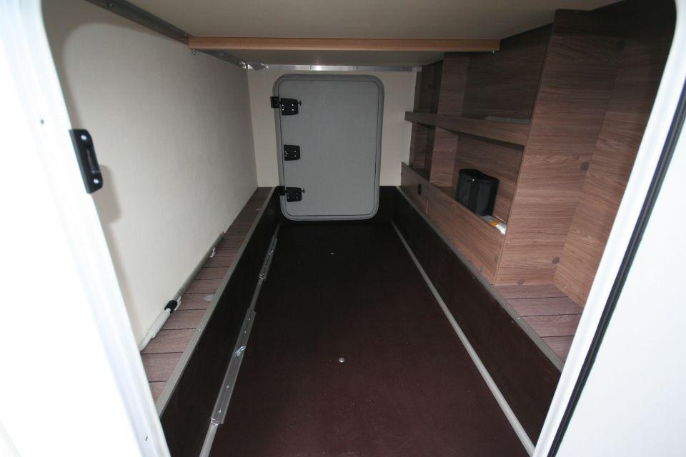 Knaus L!VE Traveller 650 DG 3,85T, 6 Gurte - Bild 6