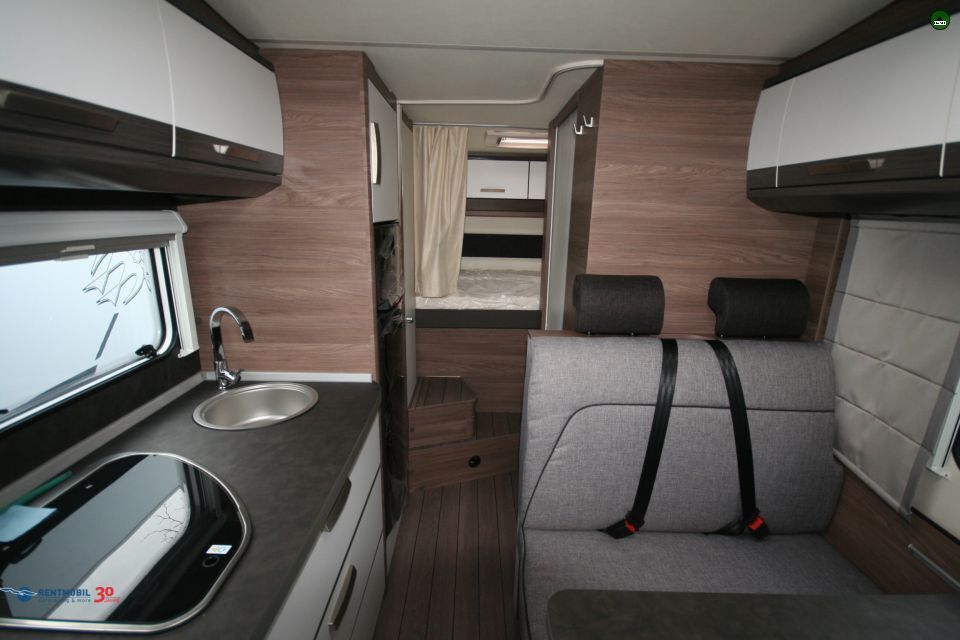 Knaus L!VE Traveller 650 DG 3,85T, 6 Gurte - Bild 9