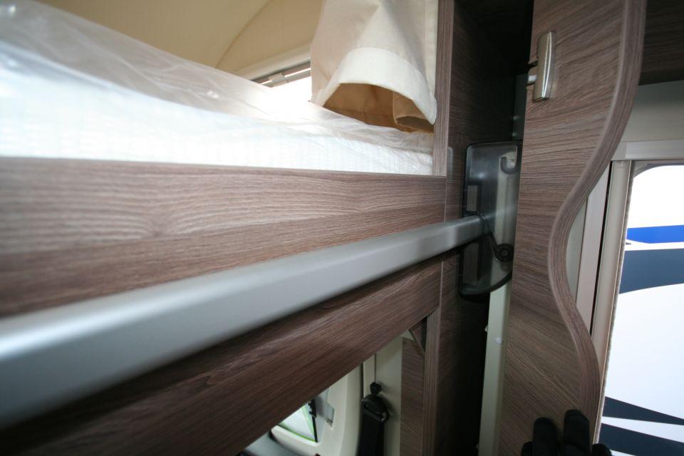 Knaus L!VE Traveller 650 DG 3,85T, 6 Gurte - Bild 15