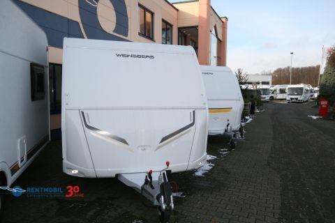 Weinsberg CaraOne 480 EU gr. U-Sitzgruppe