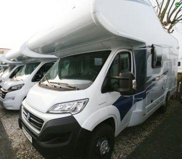 Knaus L!VE Traveller 650 DG 3,85T, 6 Gurte