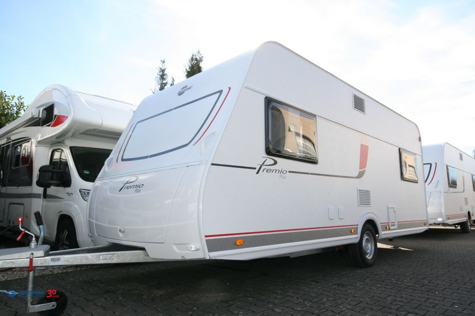 Bürstner Premio Plus 510 TK mit Hubbett & viel WohnRaum - Bild 4