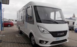 Hymer Exsis I 474 - Facelift RFK, Solar, Markise..