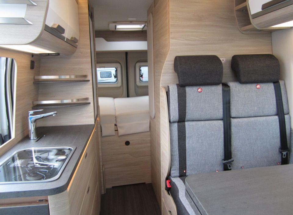 knaus boxstar street 600 mq box star als kastenwagen in. Black Bedroom Furniture Sets. Home Design Ideas
