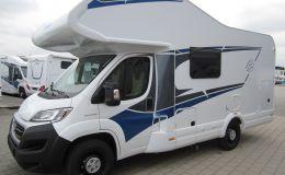 Knaus L!VE Traveller 600 DKG Live, 2 Pakete + Markise