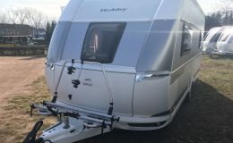 Hobby De Luxe 495 UL IC Silverline  2 Jahre Garantie