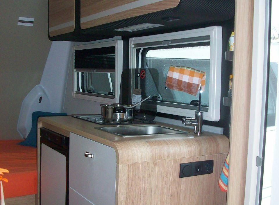 knaus travelino 400 ql als pickup camper in mainaschaff. Black Bedroom Furniture Sets. Home Design Ideas