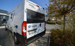 Knaus BoxStar Family 600 Dieselheizung!!!