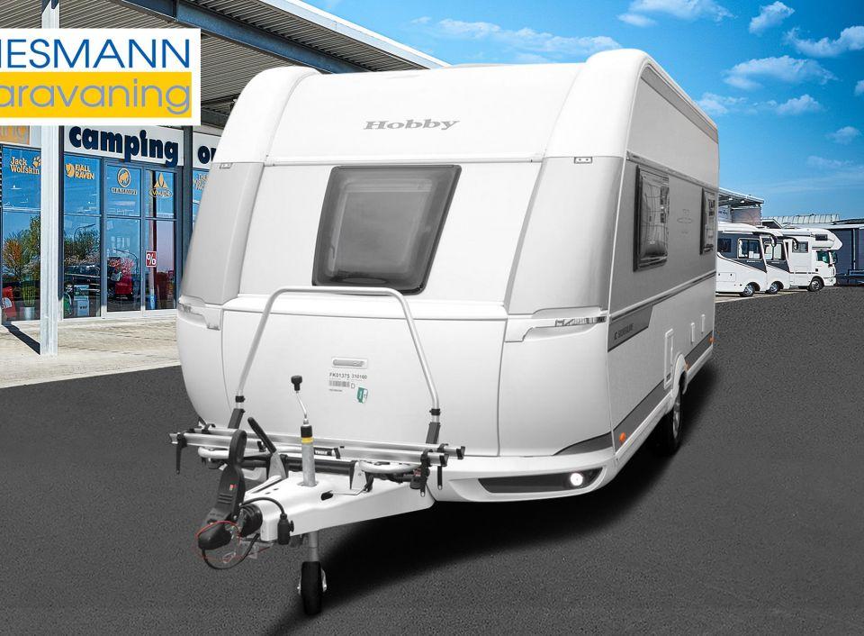 hobby de luxe 495 ul 2019 ic silverline als pickup camper. Black Bedroom Furniture Sets. Home Design Ideas