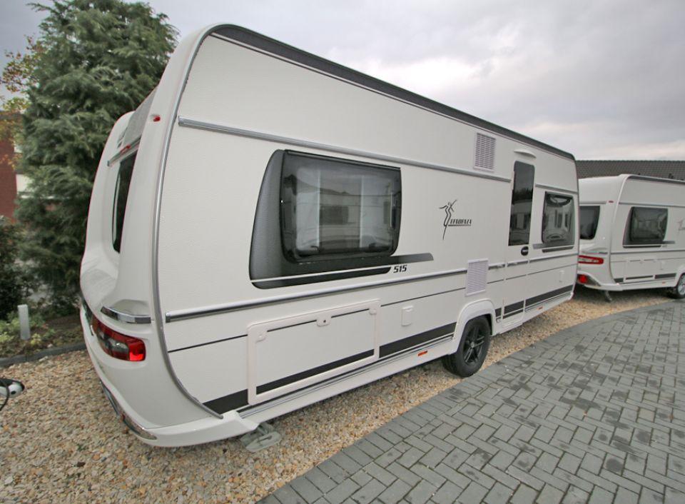 fendt tendenza 515 sf als pickup camper in belm osnabr ck. Black Bedroom Furniture Sets. Home Design Ideas