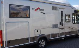 "Carthago chic e-line I 47 ""yachting"" 3,0L+Automatik+Solar+SAT"