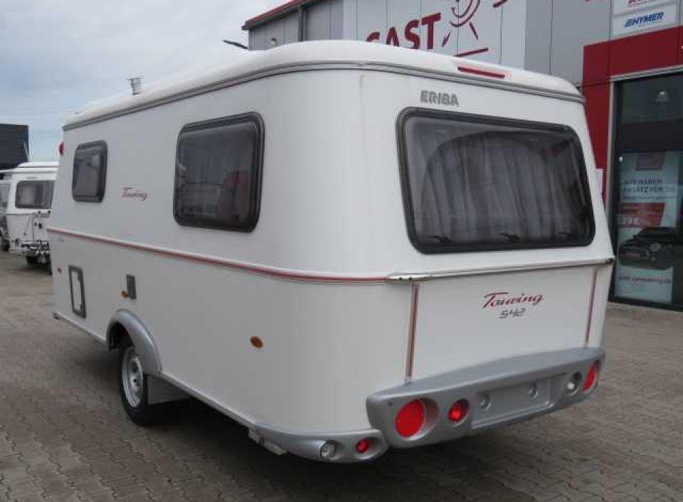 hymer eriba touring troll 542 als pickup camper in malsch. Black Bedroom Furniture Sets. Home Design Ideas