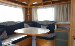 Hymer Eriba Nova 490 Autark, Truma Mover SER