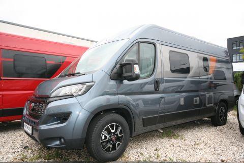 Bürstner City Car C 600 Harmony Line 10.000.- € gespart