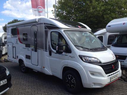 Bürstner Travel Van T 620 13.380.- gespart