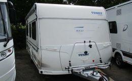 Fendt Opal 560 SG Mover, Klima, Markisenvorzelt