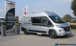 Malibu Van 600 / 35 light Modell 2019