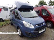 Westfalia Nugget Ford Blue