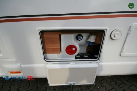 Weinsberg CaraCompact 600 MEG Pepper-Edition Oyster SAT Anlage