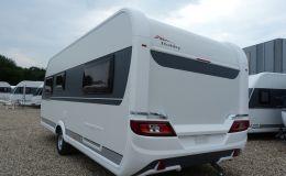 Hobby Prestige 560 LU 1800 kg Achse, Modell 2020
